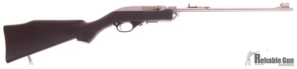 """Picture of Used Marlin 70PSS """"Papoose"""" Semi Auto Rifle, .22 Lr, 16"""" Stainless Barrel, 1 Mag, Original Bag,  Unfired, Excellent Condition"""