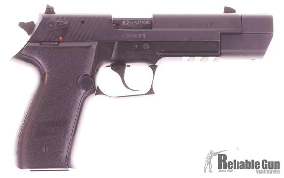 Picture of Used Sig Sauer Mosquito, 22LR, 4 Mags, Origonal box, Good condition.