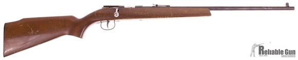 Picture of Used CIL Anschutz Model 121 Single Shot Rifle, .22 Lr  Stock Looks Rough, Bore Very Good