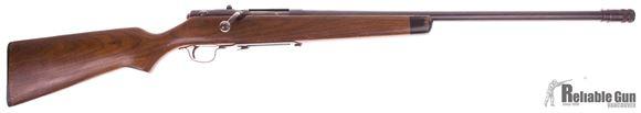 Picture of Used Stevens Model 58, Bolt action 12 Ga, Wood Stock, 26'' Barrel w/Adjustable Choke, 1 Magazine, Fair Condition