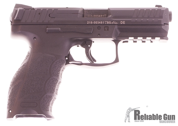 Picture of Used H&K SFP9-SF, Striker Fire 9mm Pistol, Adjustable Grips, 2 Magazines, Original Box And Accessories, Excellent Condition