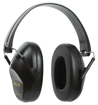 Picture of Allen Safety, Ear Protection - Reaction Shooting Muff, NRR26, Black