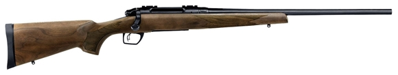 """Picture of Remington Model 783 Walnut  Bolt Action Rifle - 308 Win, 22"""", Carbon Steel, Blued, American Walnut Stock, 4rds, CrossFire Adjustable Trigger"""