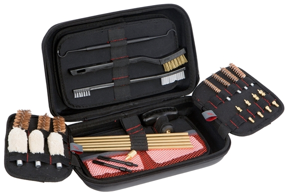 Picture of Allen Company Cleaning Kit - Krome Rifle/Shotgun Mobile Cleaning Kit