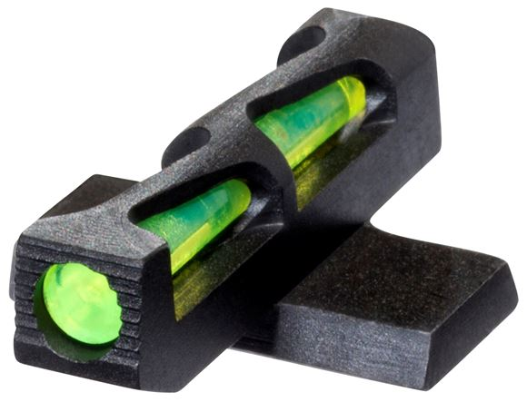 Picture of HiViz Handgun Sights, SIG SAUER, Front Sights - Lite Wave Fiber Optic Front Sight, Green, For SIG Sauer 6 P series with machined slide