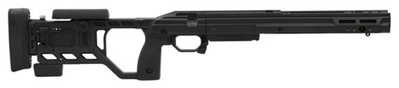 Picture of Kinetic Research Group (KRG) Chassis, Whiskey 3 Chassis - Gen 4, Fixed, Remington 700, SA, Black