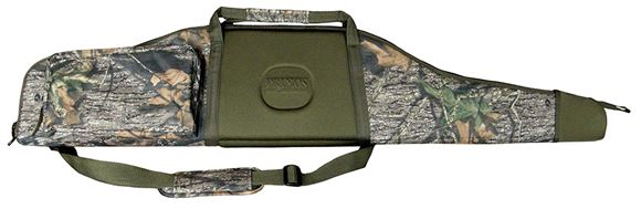 """Picture of Primos Scoped Rifle Case - 48"""", Mossy Oak Break Up, Water Resistant"""