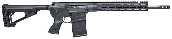 "Picture of Savage Arms MSR10 Hunter Semi Auto Rifle - 308 Win, 16.125"", 1:10"" 5R Right-hand, Custom Forged Receivers, Free-Float M-LOK Handguard, BLACKHAWK! Trigger, KNOXX AR Pistol Grip & AXIOM Carbine Stock"