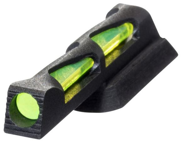 Picture of HiViz Handgun Sights, CZ, Front Sights - Fiber Optic LiteWave Front Sight, Green Red & White, Fits CZ75, 85, 97, P-01 and 83 models except Kadet, Champion and Standard IPSC models