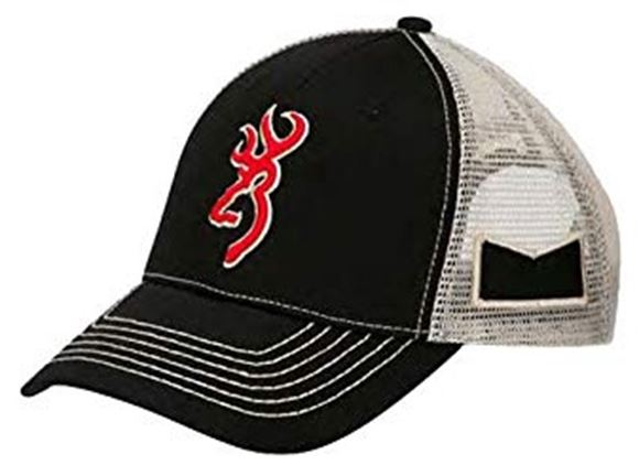 Picture of Browning Headwear - Caddy, Black