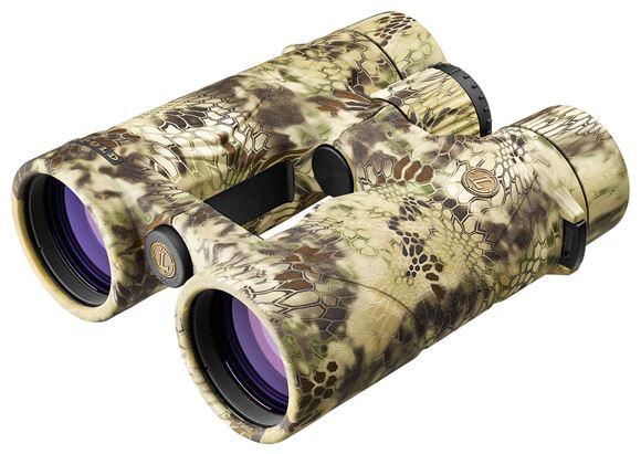 Picture of Leupold Optics, BX-3 Mojave Pro Guide HD Binoculars - 10x42mm, Center Focus Roof Prism, Kryptek Highlander
