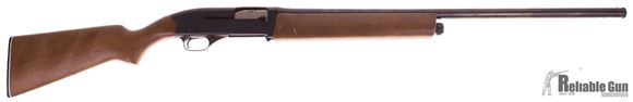 """Picture of Used Winchester 2400 Semi-Auto 12ga, 2 3/4"""" Chamber, 28"""" Barrel, Win Choke (IC), Light Rust On Barrel & Bolt, Otherwise Good Condition"""