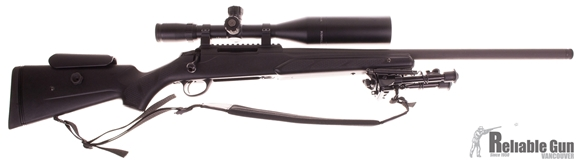 Picture of Used TIkka T3 Tactical, .308 Win, Bushnell 4200 Tac MOA 6-24x50 Mil Dot, Sunshade, Sling, Bipod, 1 x 3 Round Mag, 2 x 5 Round Mag, Very Good Condition