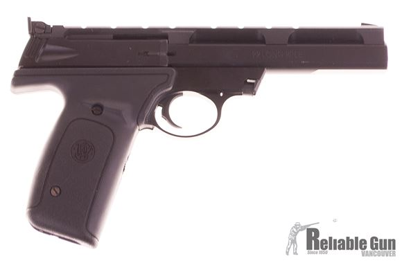 Picture of Used Smith & Wesson 22A Semi-Auto 22LR, With 2 Mags & Original Case, Very Good Condition