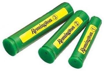 Picture of Remington Security & Storage Accessory - MoistureGuard Gun Plugs, Centerfire Rifle Plugs, 3 Plugs Fits 222-223, 243, 308, 7mm-08, 270, 30-06