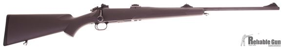 """Picture of Used Mauser M12 Bolt Action Rifle - 300 Win Mag, 24.5"""", Synthetic Stock, 4rds, Black"""
