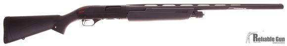 """Picture of Used Winchester SXP Black Shadow Pump-Action 12ga, 3"""" Chamber, 28"""" Barrel, (F,M,IC), Excellent Condition"""