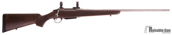 Picture of Used Tikka T3 Hunter Bolt-Action 300 WSM, Stainless Fluted Barrel, With Rings, Very Good Condition