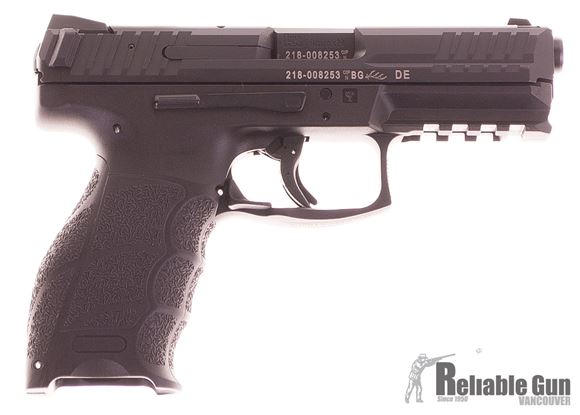 Picture of Used H&K SFP9  9mm Semi Auto Pistol, 2x 10 rd mags, Original Case, Excellent Condition