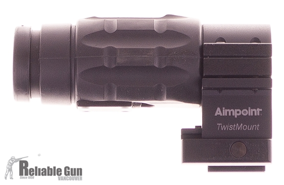 Picture of Used Aimpoint Magnifier, 3X Mag, TwistMount, Very Good Condition