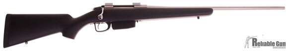 Picture of Used Tikka T3 Stainless 6.5x55 Bolt action Rifle, Bell and Carlson Stock, 2 x Mags, Aluminum Bottom Metal, Weaver Bases, Comes with Original Stock, Excellent Condition