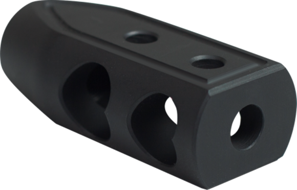 Picture of Timber Creek Outdoors AR15 Parts - Heart Breaker Muzzle Brake, 308/7.62, 5/-24, Black
