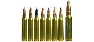 Picture for category Rifle Ammunition