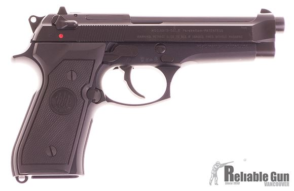 Picture of Used Beretta 92FS Semi-Auto 22LR, With 2 Holsters, 2 Mags & Original Case, Excellent Condition