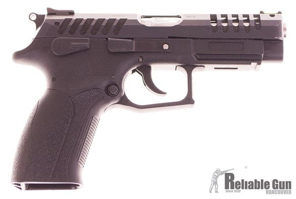 Picture of Used Grand Power K100 X-Trim Semi-Auto 9mm, With Holster, 3 Mags & Original Case, Very Good Condition