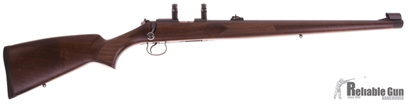 """Picture of Used CZ 455 FS Bolt-Action 22 LR, 20"""", Full Length Stock, Leupold Rings, 2 Mags, Excellent Condition"""
