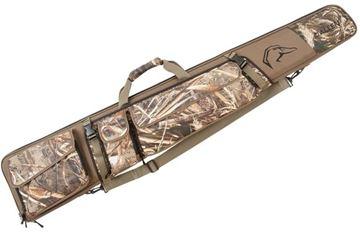 "Picture of Allen Shooting Gun Cases, Waterfowl Cases - GearFit Pursuit Punisher Shotgun Case, Max-5 Camo, 52"""