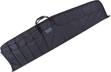 """Picture of Blackhawk Bags & Packs & Tactical Nylon - Sportster Tactical Rifle Case, Large, With Carry Strap & Mag Pouches, 44""""x12.5""""x3"""""""