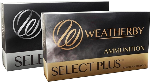 Picture of Weatherby Ultra-High Velocity Rifle Ammo - 300 Wby Mag, 180Gr, Nosler Partition, 20rds Box
