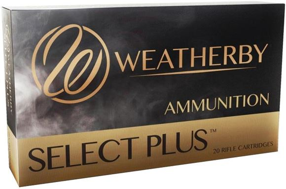Picture of Weatherby Ultra-High Velocity Rifle Ammo - 6.5-300 Wby Mag, 127Gr, Barnes LRX, 200rds Case
