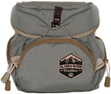 Picture of Alaska Guide Creations Binocular Harness Packs - Kodiak Cub Bino Pack, Foliage Color, Fits Up To 10x42 Binoculars, & Medium Sized Rangefinders