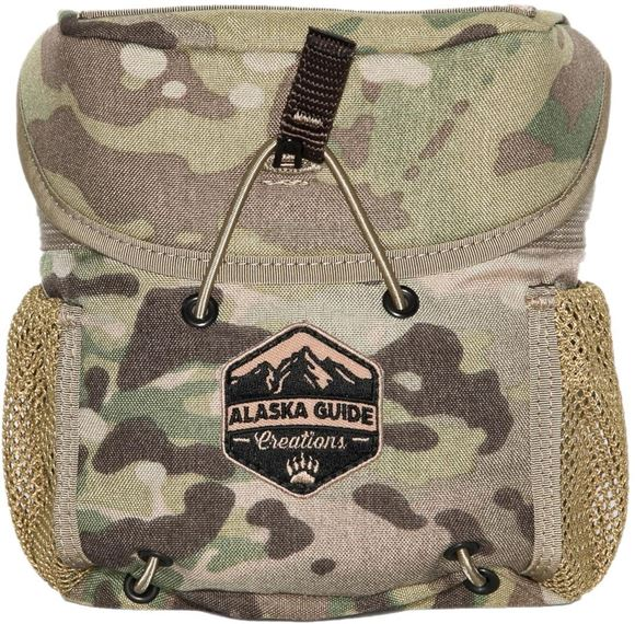 Picture of Alaska Guide Creations Binocular Harness Packs - KISS Bino Pack, Multi-Cam Camo, Fits Up To 10x42 Binoculars